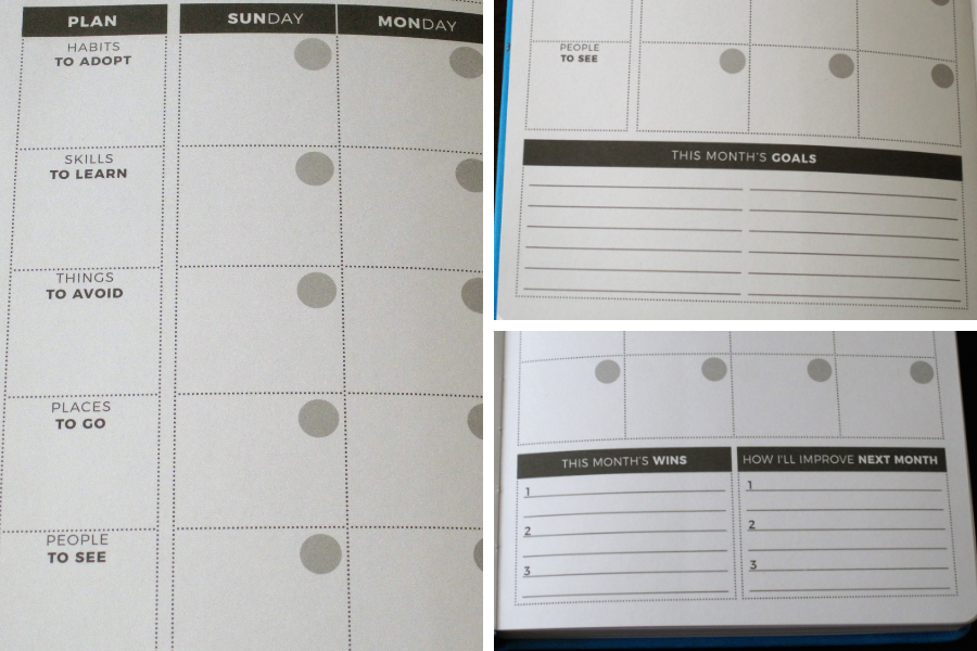 Goal-Setting & Time Management with the Clever Fox Planner